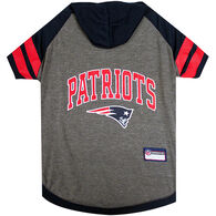 Pets First New England Patriots Dog Hoodie