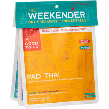 Good To-Go The Weekender #2 Variety Pack