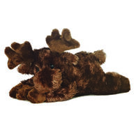 Aurora Maxamoose Moose Plush Stuffed Animal