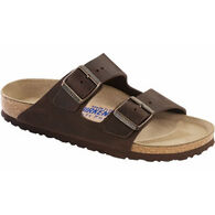Birkenstock Women's Arizona Oiled Leather Sandal