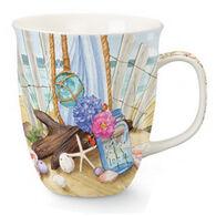Cape Shore Maine Seaside Gathering Harbor Mug