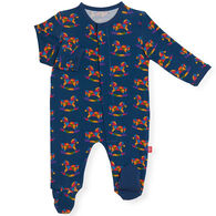 Magnetic Me Infant Rock It Modal Magnetic Footie Pajama