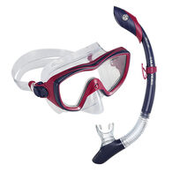 U.S. Divers Diva II LX Island Dry Mask and Snorkel Set