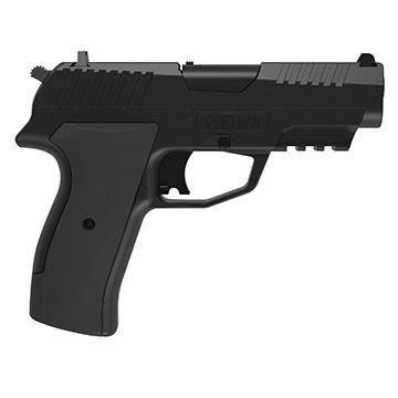 Crosman Iceman 177 Cal. CO2 Powered BB / Pellet Pistol
