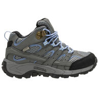 Merrell Girls' Moab 2 Mid Waterproof Hiking Boot