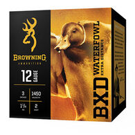 "Browning BXD Waterfowl Extra Distance 12 GA 3"" 1-1/4 oz. #2 Shotshell Ammo (25)"