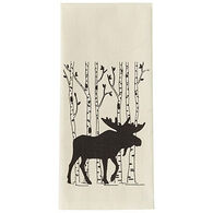 Park Designs Moose And Birch Dish Towel