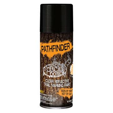 Buck Bomb Pathfinder Reflective Trail Marking Paint