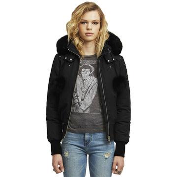 bbd5af32e Moose Knuckles Women's Debbie Bomber Jacket | Kittery Trading Post