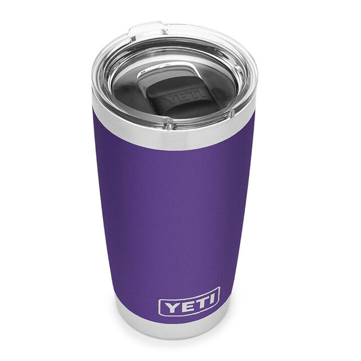 e7f1837ca94 YETI Rambler 20 oz. Stainless Steel Vacuum Insulated Tumbler w/ MagSlider  Lid