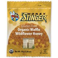 Honey Stinger Gluten Free Organic Wildflower Honey Waffle
