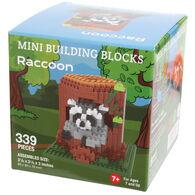 Impact Photographics Raccoon Mini Building Blocks