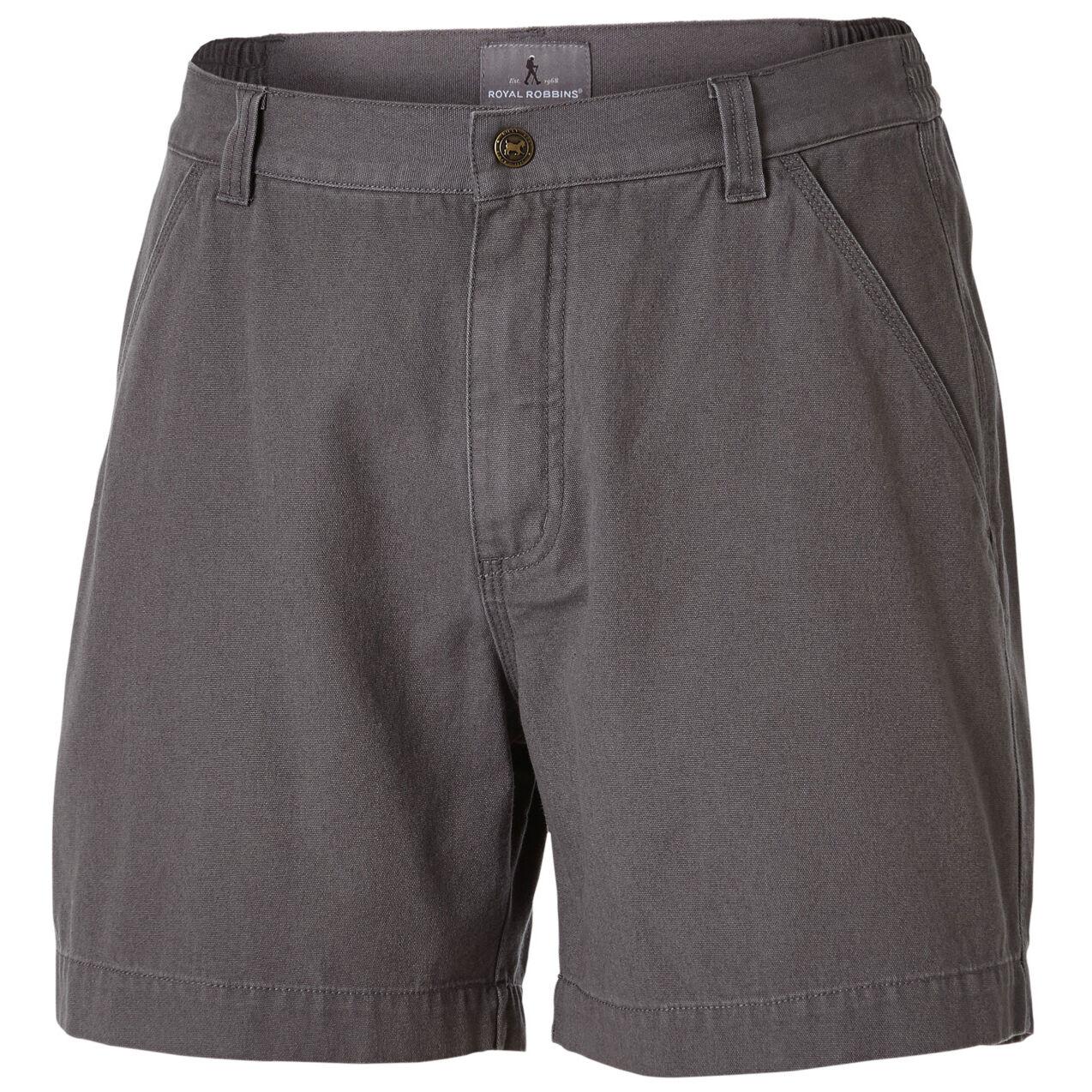 Royal Robbins Mens Billy Goat Hiker Shorts