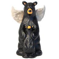 Big Sky Carvers Guardian Angel Bear Bearfoots Figurine
