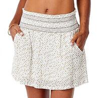 Carve Designs Women's Rose Skirt