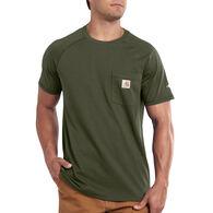 Carhartt Men's Big & Tall Force Cotton Short-Sleeve T-Shirt