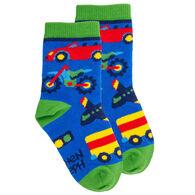 Stephen Joseph Toddler Transportation Sock