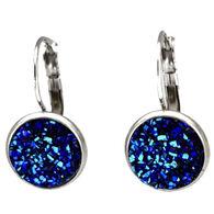 Eye Catching Jewelry Women's Faux Druzy Earring