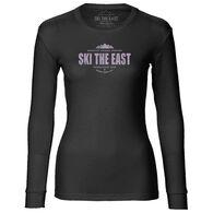 Ski The East Women's Classic Long-Sleeve T-Shirt