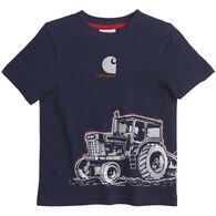 Carhartt Infant/Toddler Boy's Tractor Wrap Short-Sleeve T-Shirt
