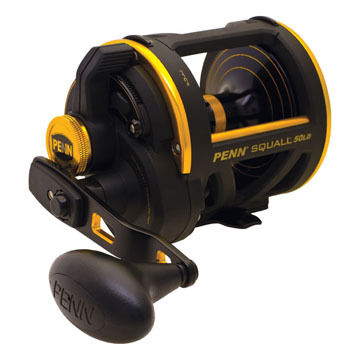 Penn Squall Saltwater Lever Drag Reel