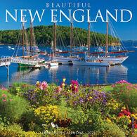 Willow Creek Press Beautiful New England 2021 Wall Calendar