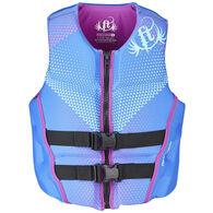 Full Throttle Women's Hinged Rapid-Dry Flex-Back Vest