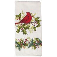 Kay Dee Designs Cardinal Plaid Terry Towel