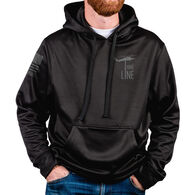 Nine Line Apparel Men's Athletic Tailgater Hoodie