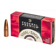Federal Premium Vital-Shok 375 H&H Magnum 250 Grain Trophy Bonded Bear Claw Rifle Ammo (20)