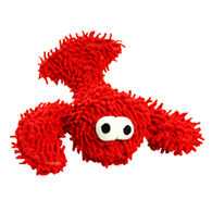VIP Products Mighty Micro Ball Jr. Lobster Dog Toy