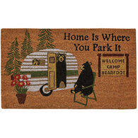 Park Designs Home Is Where You Park It Doormat