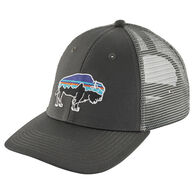 Patagonia Men's Fitz Roy Bison LoPro Trucker Hat
