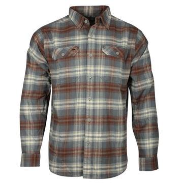 Arborwear Mens Chagrin Flannel Long-Sleeve Shirt