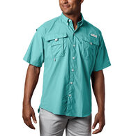 Columbia Men's PFG Bahama II Short-Sleeve Omni-Shade Shirt