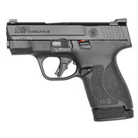 """Smith & Wesson M&P9 Shield Plus No Thumb Safety Tritium Sights 9mm 3.1"""" 10/13-Round Pistol"""