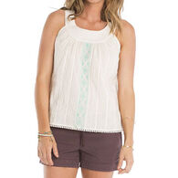 Carve Designs Women's Island Tank Top