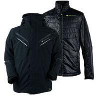 Obermeyer Men's Trilogy Prime System Jacket