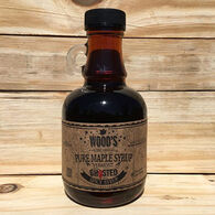 Wood's Pure Maple Syrup Company Ghosted Maple Syrup
