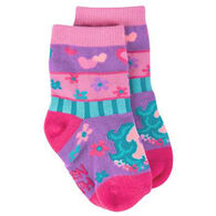 Stephen Joseph Toddler Rainbow Unicorn Sock