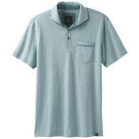prAna Men's Ryann Polo Short-Sleeve Shirt