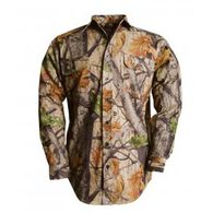 Codet Men's Wood' N Trail Cotton Twill Long-Sleeve Shirt