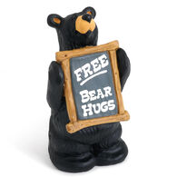 Big Sky Carvers Free Hugs Bearfoots Figurine