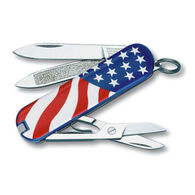 Victorinox Swiss Army Classic SD United States Flag Multi-Tool