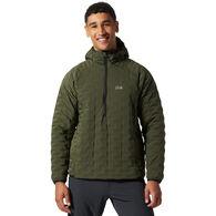 Mountain Hardwear Men's Stretchdown Light Pullover Hoodie Jacket