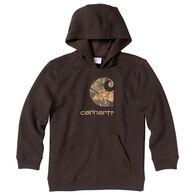 Carhartt Boy's Big C Hooded Sweatshirt