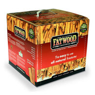 Wood Products 10-Lb. Box Fatwood Firestarter