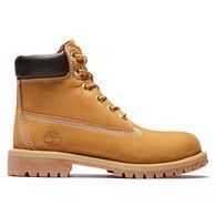 """Timberland Boys & Girls' Junior 6"""" Premium Waterproof Boot"""