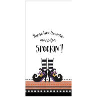 Kay Dee Designs Spookin' Boots Embroidered Tea Towel