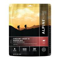 AlpineAire Creamy Beef & Noodles w/ Mushrooms Meal - 2 Servings